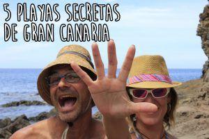 5 playas secretas en Gran Canaria